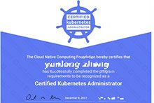 CNCF基金会的Certified Kubernetes Administrator认证考试计划_Kubernetes中文社区
