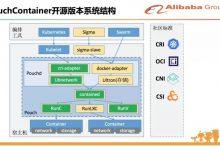 阿里巴巴全面容器化,支持双11爆量PouchContainer发布1.0,Windows Server 2019正式版来了_Kubernetes中文社区