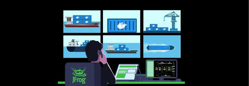 为DevOps团队新春送福—— JFrog与Docker建立突破性的合作伙伴关系_Kubernetes中文社区