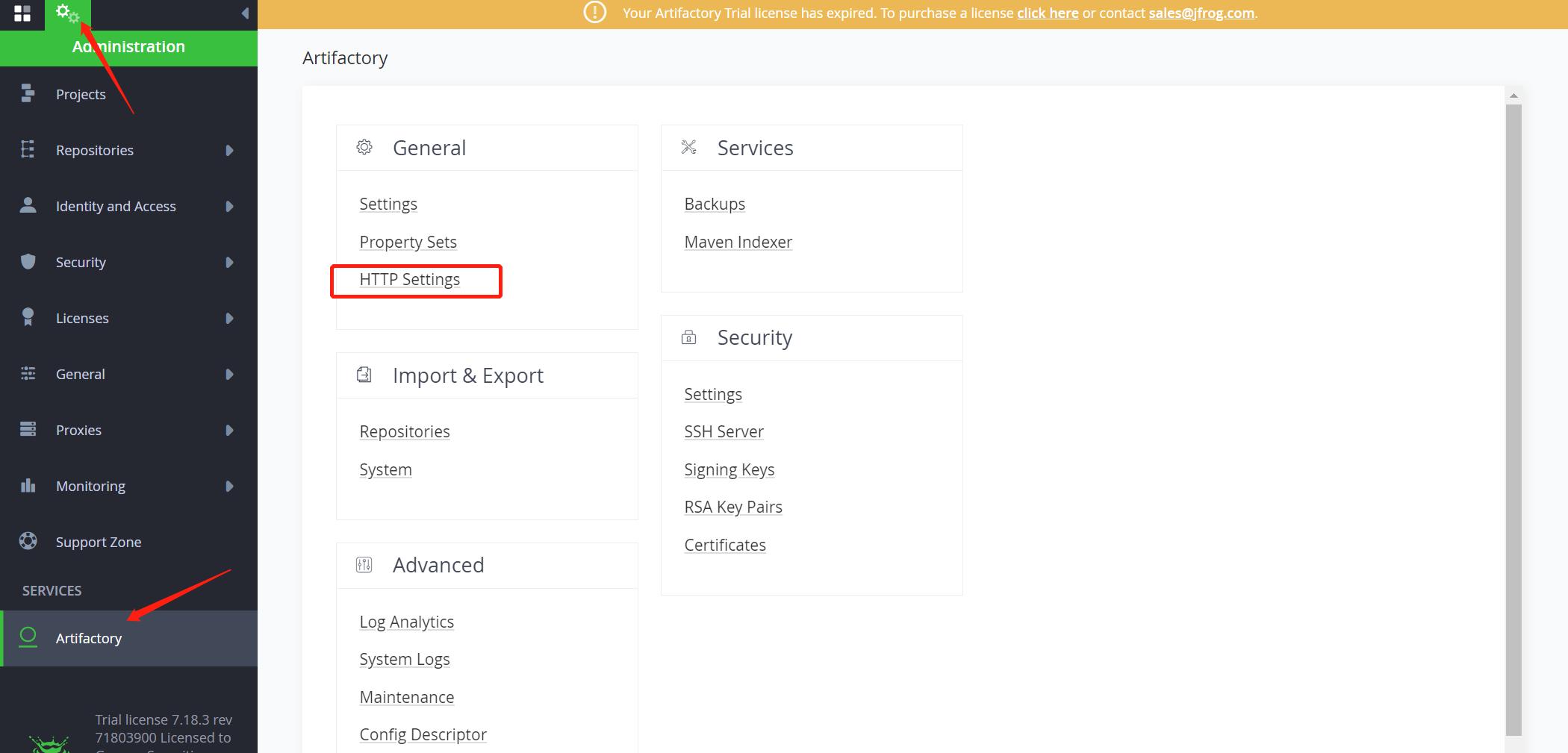 如何使用Nginx对Artifactory进行http应用_Kubernetes中文社区